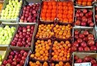 توزیع بیش از ۳۹ هزار تن میوه شب عید