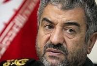 انتقاد شدید فرمانده سپاه از پاکستان و هشدار به عربستان و امارات