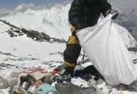 چین برای مقابله با مشکل زباله، صعود به اورست را محدود کرد