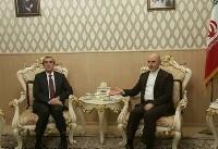 رایزنی سرکنسول فرانسه با سرکنسول ایران در اربیل