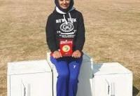 ملیکا عبدالکریمی: میخواهم به المپیک بروم