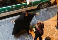 شلیک تیر هوایی در نارمک تهران در پی اعتراض به ماموران گشت اخلاقی