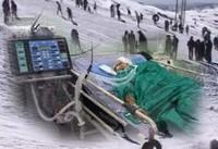 برف بازی در یزد بوی مرگ میدهد!