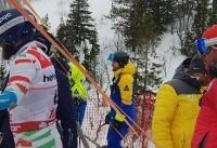 تداوم ناکامی اسکی بازان در جهان/ سه نفربه خط پایان نرسیدند