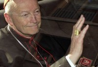 The Latest: Accountability group wonders what Francis knew