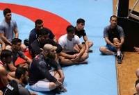 تشریح برنامههای تیم کشتی آزاد امید تا رقابتهای جهانی