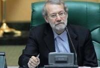 لاریجانی: شورای عالی امنیت ملی پیگیر حادثه تروریستی خاش است