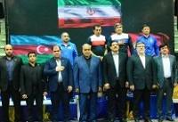 جام تختی به بهترین شکل برگزار شد/ نمره قبولی کرمانشاه و خوزستان