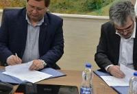 امضای قرارداد ۴هزارمیلیارد ریالی بین سایپاو بانک صنعت و معدن
