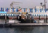 زیردریایی بومی «فاتح» با حضور رییس جمهور، به ناوگان نیروی دریایی ارتش ملحق شد