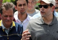 U.S. Senator Rubio, other officials visit site of Venezuelan aid