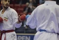هفت مدال برنز کاراته کاهای ایران در لیگ جهانی