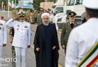 روحانی: کشور ما تهدیدی برای جهان نیست