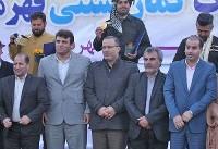 ابراهیمی و موسوی قهرمان مسابقات کشوری کمان سنتی شدند