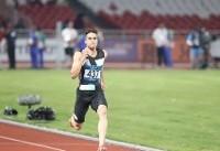 سریعترین دونده ایران در آلمان میدود