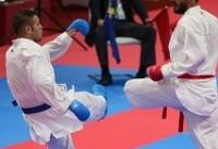 هفت مدال برنز کاراته کاران در لیگ جهانی امارات