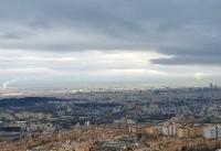 هوای تمام شهرهای بزرگ در شرایط پاک و قابل قبول قرار دارد