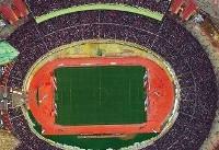 توجه کنفدراسیون فوتبال آسیا به حضور پرشور هواداران تبریزی (عکس)