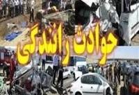 ۳ کشته بر اثر تصادف در زنجان