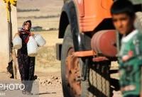 لب شور شدن یکی از مهمترین منابع آب استان یزد