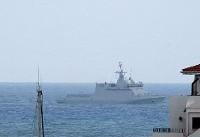 تنش اسپانیا و بریتانیا در جبل الطارق | ناو اسپانیایی به کشتیهای تجاری اخطار داد
