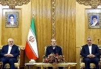 شینهوا: رییس مجلس ایران روابط با چین را دوستانه توصیف کرد