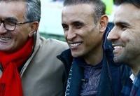 گلمحمدی: در پنالتیها خوب نبودیم/ به پرسپولیس تبریک میگویم