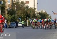 محک رکابزنان ملیپوش در تور کرمان با جایزه ۷ هزار یورویی