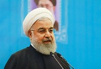 روحانی: شرایط عادی نیست اما با اتحاد پیروز خواهیم شد
