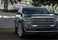 GMC Acadia souped up with new engine, trim, and tech
