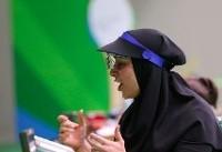 ساره جوانمردی به مدال طلای تپانچه بادی جهان دست یافت