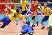 مسابقات والیبال قهرمانی آسیا قرعهکشی شد