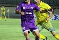 دومین پیروزی متوالی یاران افاضلی مقابل شهرداری ماهشهر