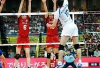 معرفی رقبای والیبال ایران در جام ملتها و باشگاههای آسیا