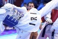 مسابقات قهرمانانی تکواندو جام فجر در کیش برگزار می شود