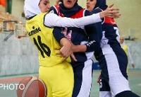 ملیپوش بسکتبال نامی نو: در تهران جبران میکنیم