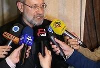 لاریجانی: در سفر اخیر، راهکارهای عملی برای تقویت روابط ایران و چین بررسی شد