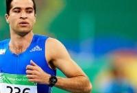 ششمی تفتیان در مسابقات تور جهانی دوومیدانی دوسلدورف آلمان