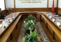 بررسی راههای توسعه همکاری قضائی در دیدار سفیر ایران با دادستان کل بلاروس