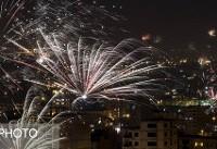 تجمع آلایندههای جوی بدلیل انفجار احتمالی مواد محترقه