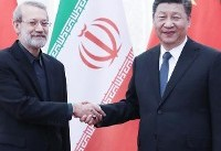 عزم چین برای توسعه روابط استراتژیک با ایران تغییر نخواهد کرد