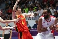 حامد حدادی به تیم بسکتبال شامویل لبنان پیوست