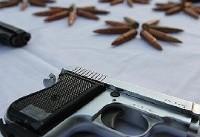 ۳۴۲ قبضه سلاح غیرمجاز در یک ماه گذشته درخوزستان کشف و ضبط شد