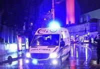 انفجار مرگبار در ساختمانی در استانبول