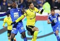 پیروزی آبیها با بازیکن «چاقِ» خبرساز/ استقلال از جایش تکان نخورد