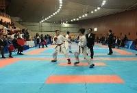 اسامیکاراتههای پسر برای اردوی مسابقات قهرمانی آسیا