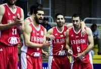 اسامی تیم ملی بسکتبال مقابل ژاپن اعلام شد