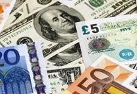 آخرین نرخ یورو مسافرتی و دلار بانکی
