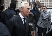 Roger Stone Ordered to Explain Instagram Photo of Judge With Crosshairs Symbol