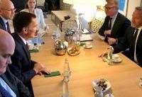 تاکید انگلیس بر همکاری با دانمارک بر سر مسائل مربوط به ایران